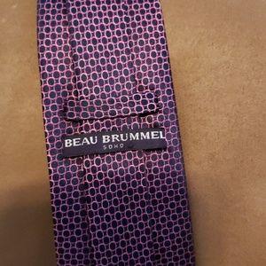 Beau brummell tie
